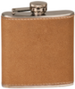 Leather Flask Set w/ Box