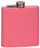 Matte Pink Flask Set w/ Box