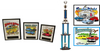 CAR SHOW PLAQUE BUNDLE 5