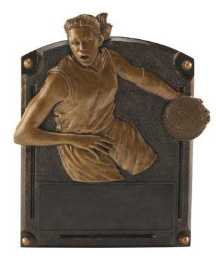 BASKETBALL FEMALE LEGEND OF FAME AWARD