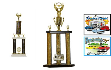 CAR SHOW TROPHY BUNDLE 2