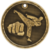 Martial Arts 3-D Medal