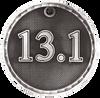 Half Marathon 3-D Medal