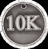 10K 3-D Medal