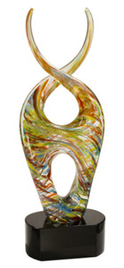 Premier Color Twist Art Glass