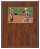 Single Picture 7x9 Plaque