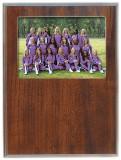 Single Picture 9X12 Plaque