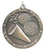 Cheerleading Shooting Star Medal