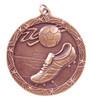 Soccer Shooting Star Medal