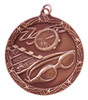 Swimming Shooting Star Medal