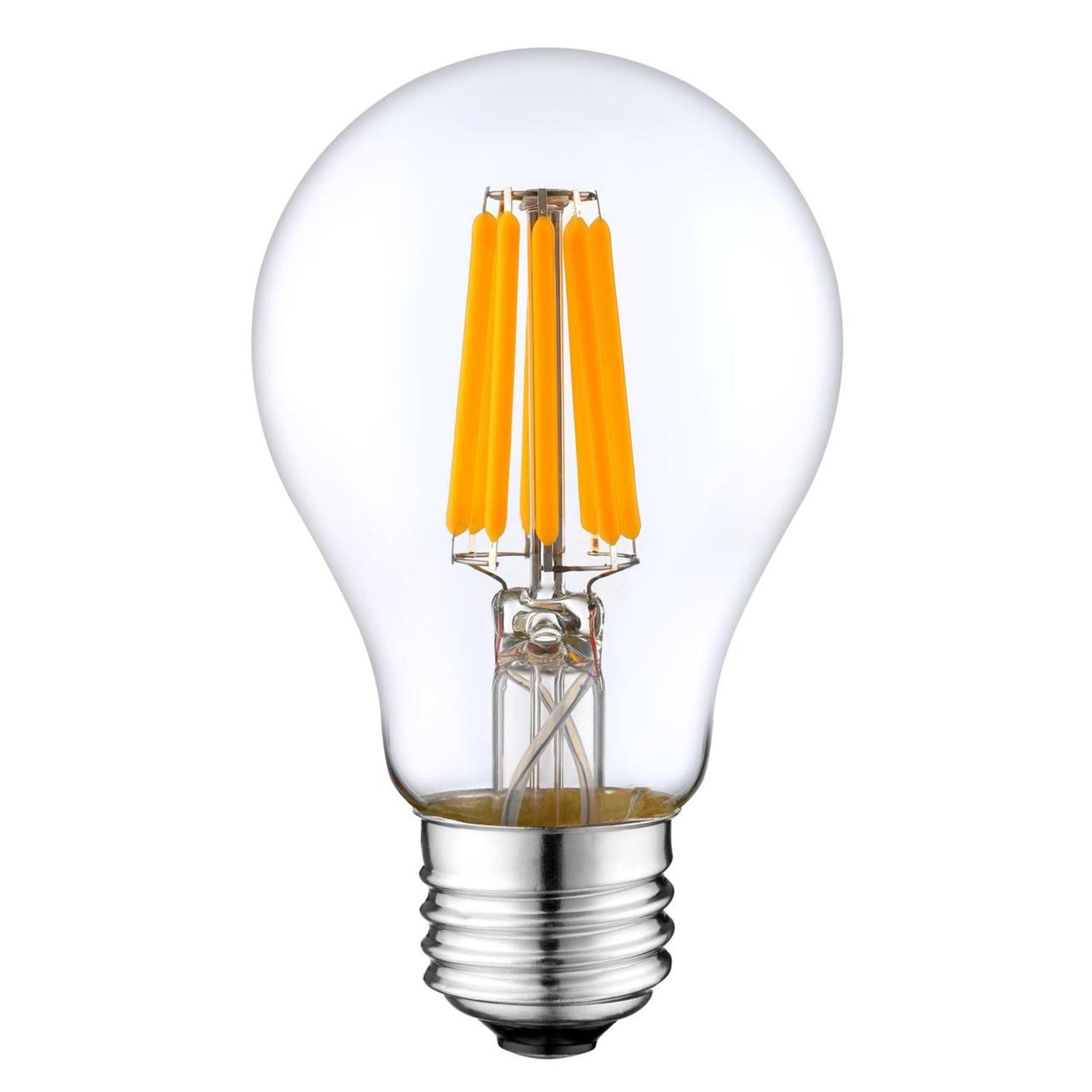 8w a19 led edison bulb