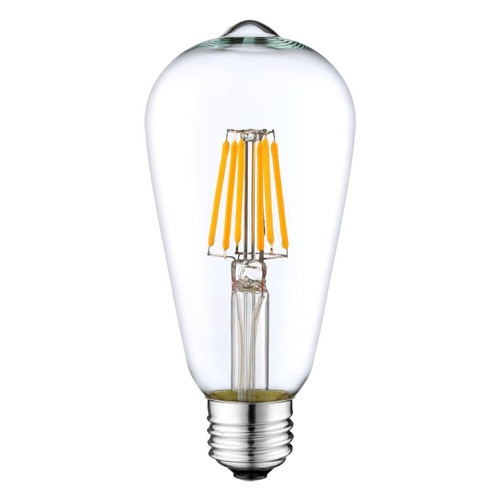 6w st64 led edison bulb