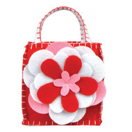 Valentine Flower Goodie Bag