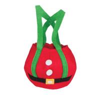 L'il Santa Suit Treat Bag