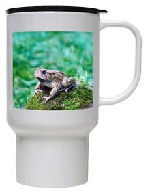 Toad Polymer Plastic Travel Mug