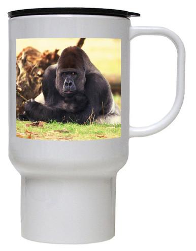 Gorilla Polymer Plastic Travel Mug
