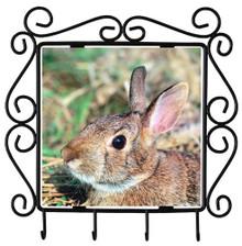 Rabbit Metal Key Holder