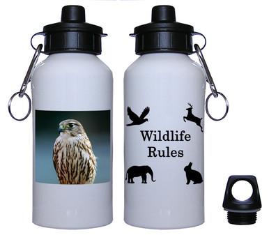 Falcon Aluminum Water Bottle