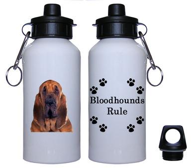 Bloodhound Aluminum Water Bottle