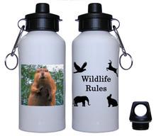 Beaver Aluminum Water Bottle