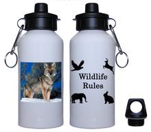 Coyote Aluminum Water Bottle