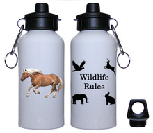 Haflinger Aluminum Water Bottle