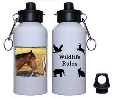 Horse Aluminum Water Bottle