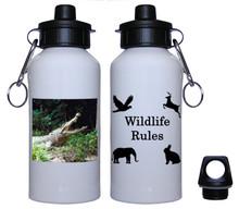 Crocodile Aluminum Water Bottle