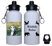 Cobra Snake Aluminum Water Bottle