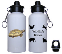 Turtle Aluminum Water Bottle