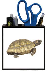 Turtle Wooden Pencil Holder