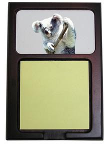 Koala Bear Wooden Sticky Note Holder