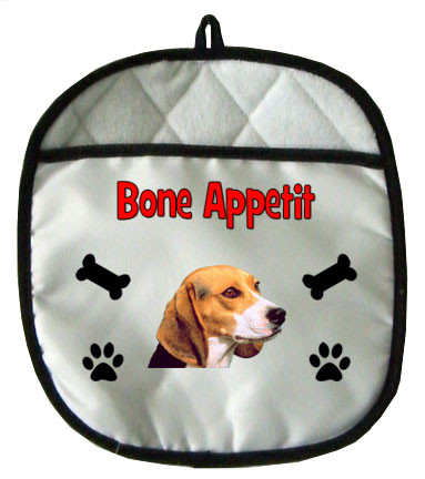 Beagle Pot Holder