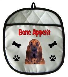 Bloodhound Pot Holder