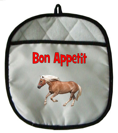 Haflinger Pot Holder
