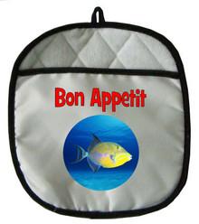 Triggerfish Pot Holder