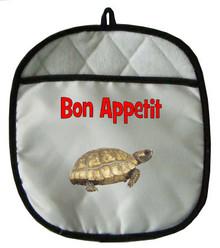 Turtle Pot Holder