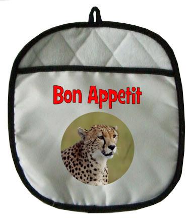 Cheetah Pot Holder