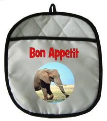 Elephant Pot Holder