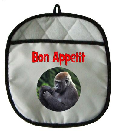 Gorilla Pot Holder