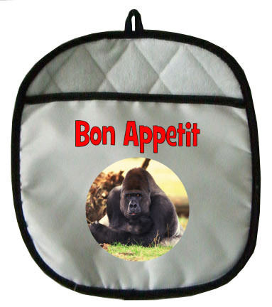 Gorilla Pot Holder