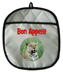 Leopard Pot Holder
