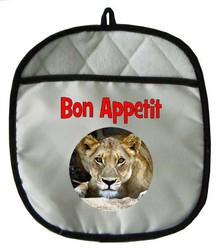 Lion Pot Holder