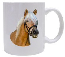 Haflinger Coffee Mug