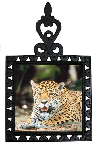 Jaguar Iron Trivet