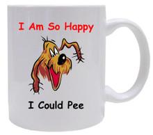 I'm So Happy: Mug