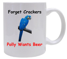 Polly Wants Beer: Mug
