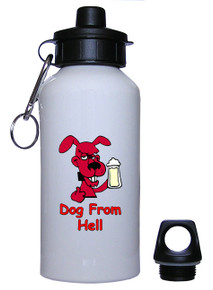 Dog From Hell: Water Bottle