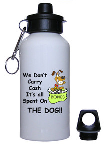 Cash Spent On The Dog: Water Bottle
