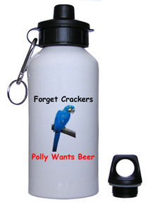 Polly Wants Beer: Water Bottle